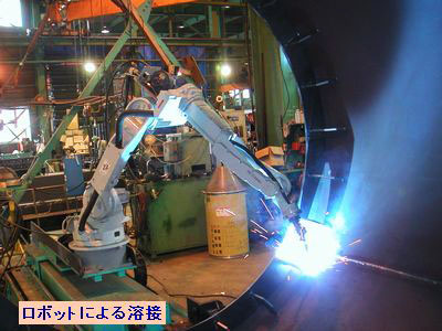 溶接ロボット MOTOMAN-MA1900/EA1900N